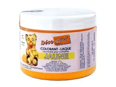 Colorant liposoluble jaune