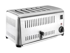 Grille-pain inox