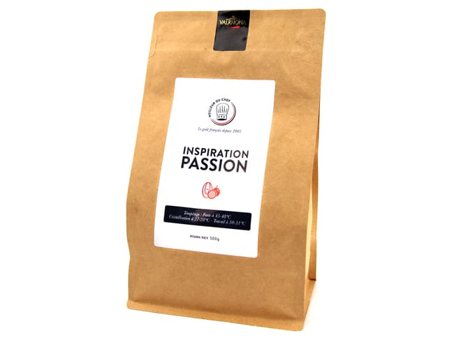 Inspiration chocolat passion - 500 g - Valrhona