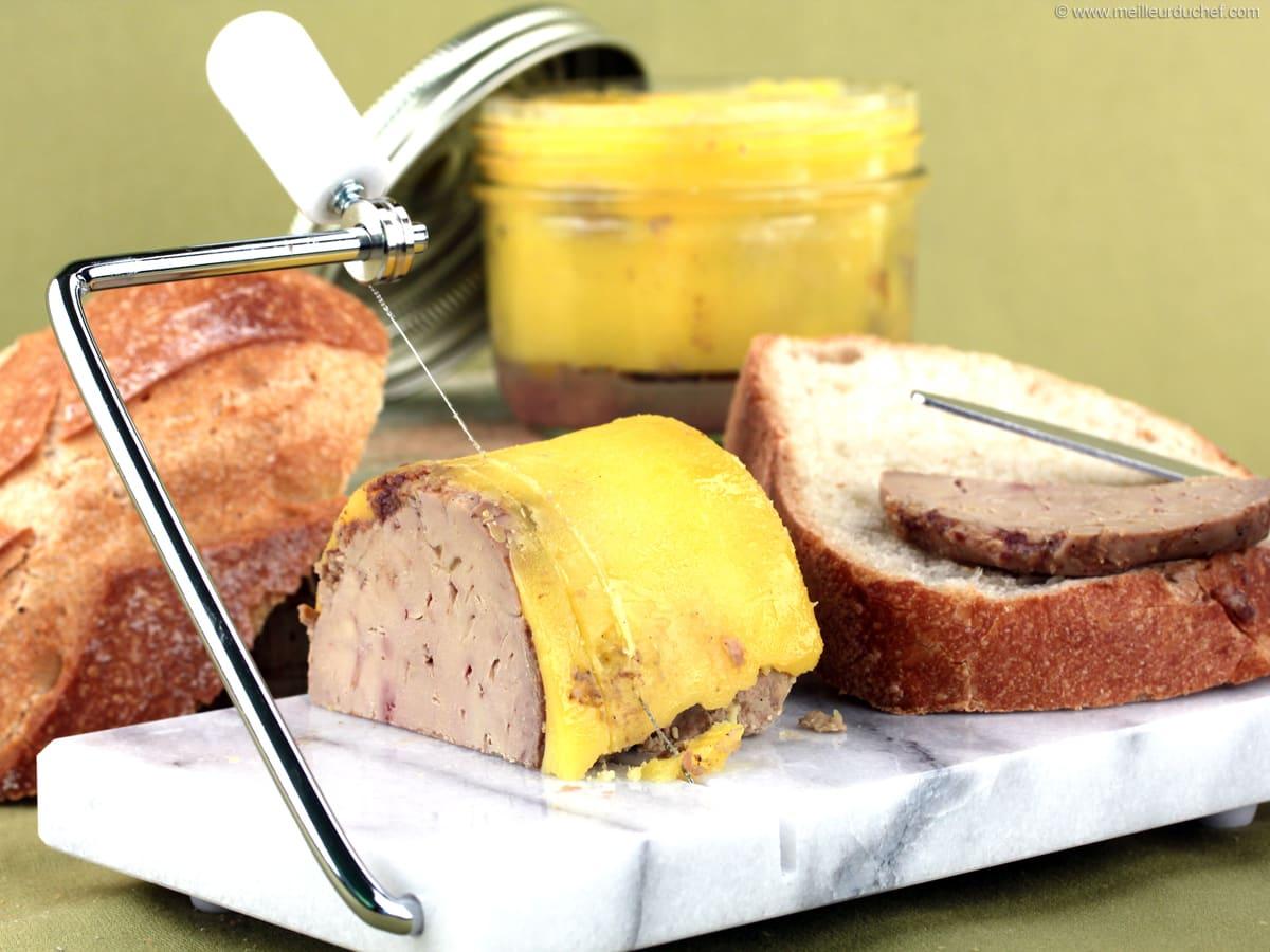 foie gras de canard en bocal recette de cuisine avec. Black Bedroom Furniture Sets. Home Design Ideas