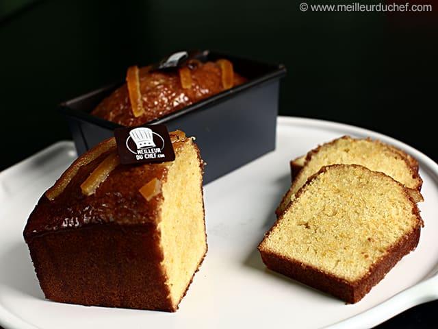 Cake A L Orange Recette Illustree