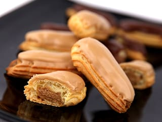 Recette Eclair Cafe Ou Chocolat Facile
