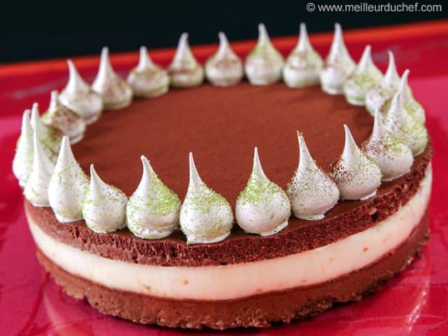 Dessert de noel pour 20 personnes