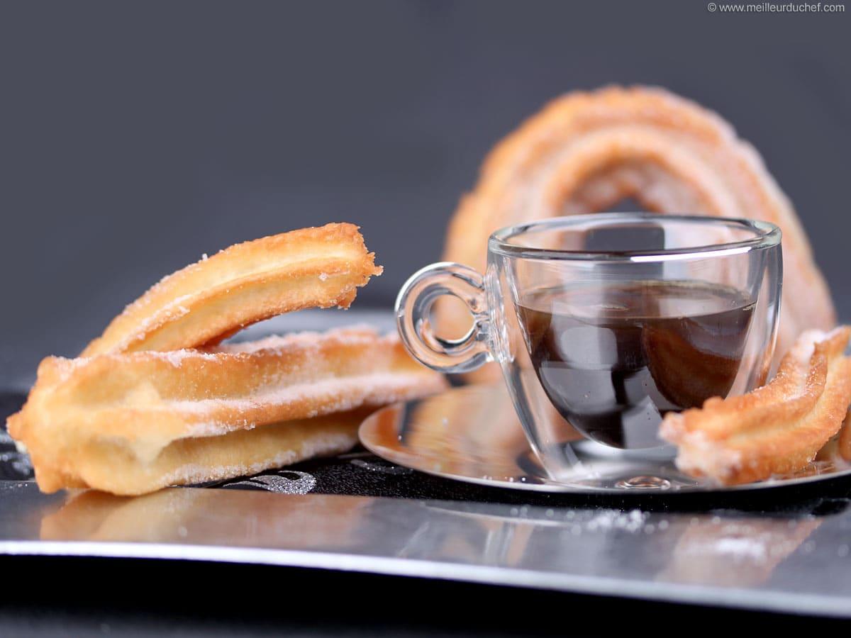Recette Churros De Fete Foraine churros ou chichis