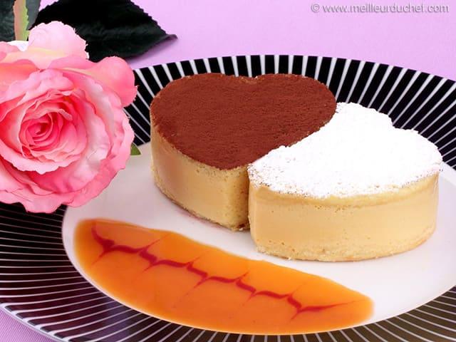C ur d 39 amour la passion recette de cuisine avec photos - Photo de coeur d amour ...
