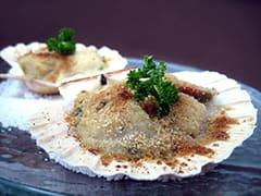 Coquillages et crustac s fiches recettes fruits de mer - Coquille saint jacques bretonne ...