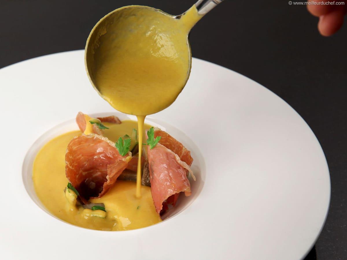 Creme D Artichaut Barigoule La Recette Illustree Meilleur Du Chef