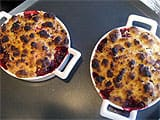Crumble aux fruits rouges - 10