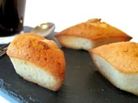 Financier aux noisettes