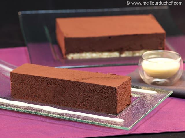 Fondant au chocolat noir notre recette illustr e - Fondant au chocolat recette ...