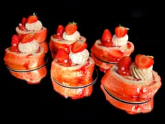 Fraisier extra-moelleux