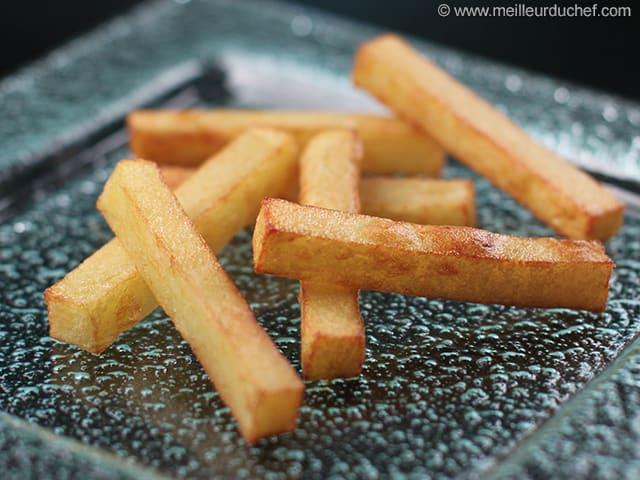 cuisson des pommes de terre frites en 2 temps notre. Black Bedroom Furniture Sets. Home Design Ideas