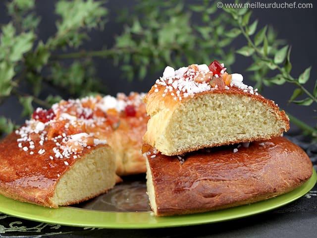 Gâteau des rois façon bordelaise