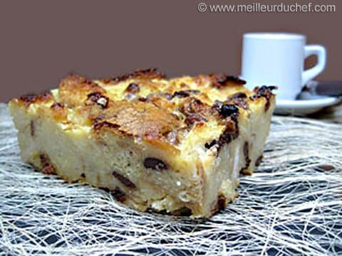 Gateau de pain creole