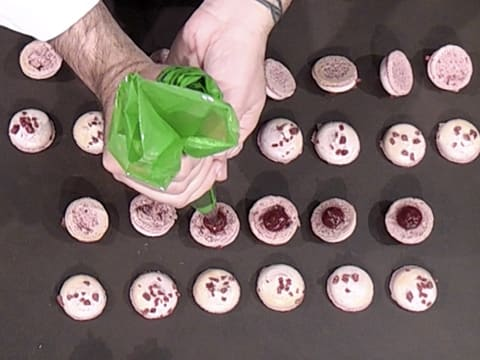 Macarons framboise et passion - 71