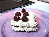 Mille-feuille chocolat/framboise - 22