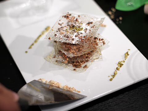 Millefeuille chocolat - 34