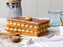 Millefeuille Opéra