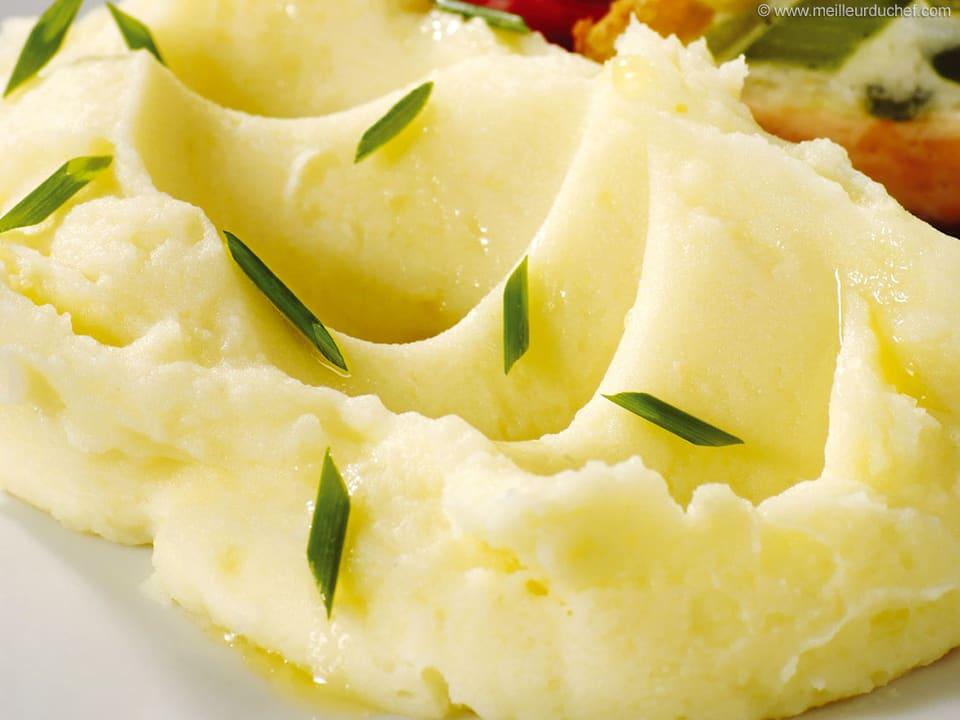 Pur e de pommes de terre la recette meilleur du chef - Puree pomme de terre maison ...