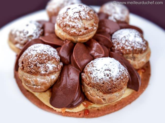 Saint Honoré Au Chocolat Recette De Cuisine Avec Photos Meilleur Du Chef