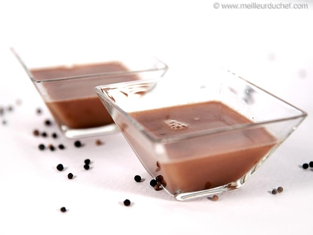 Sauce poivrade fiche recette illustr e - Marinade pour gibier ...