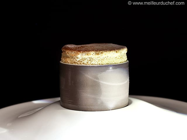 Soufflé à l'orange et Grand-Marnier