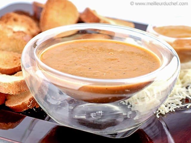Soupe De Poissons La Recette Illustree Meilleurduchef Com