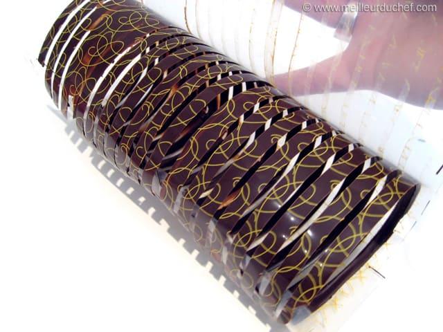 Deco en chocolat - Decoration en chocolat pour gateau ...
