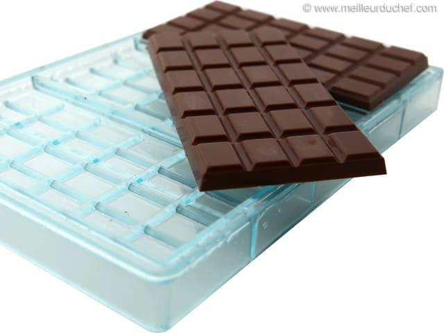 tablette chocolat au lait fiche recette avec photos. Black Bedroom Furniture Sets. Home Design Ideas