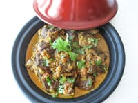 Tajine de mouton au curry
