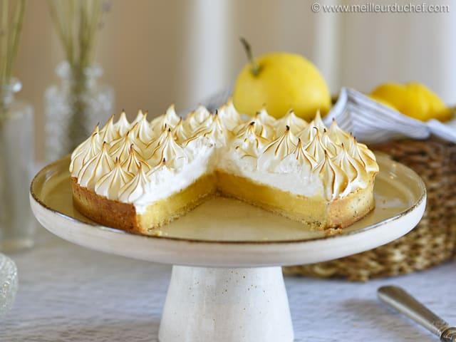 Tarte au citron meringu e la recette avec photos - Tarte au citron meringuee herve cuisine ...