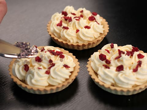 Tartelette citron cranberries - 19