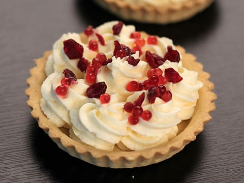 Tartelette citron cranberries - 20