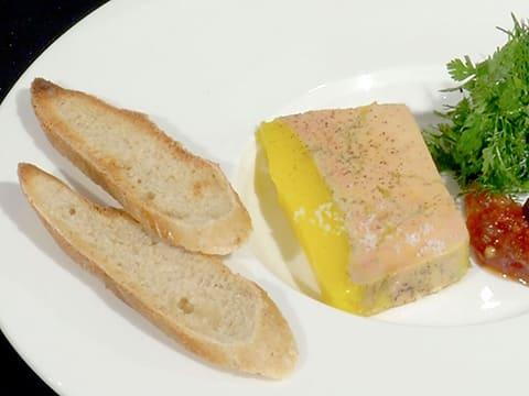 cuisson foie gras sous vide four vapeur best cuisson foie. Black Bedroom Furniture Sets. Home Design Ideas