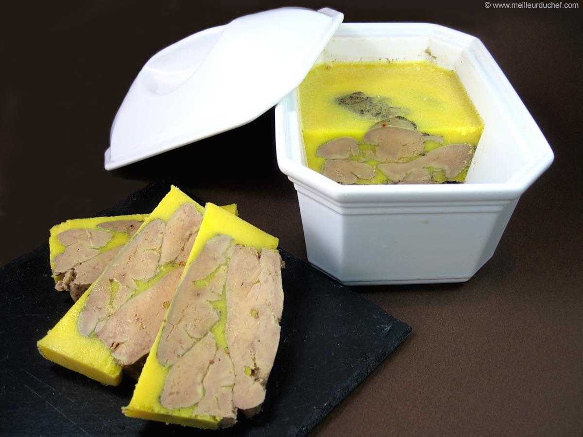 terrine de foie gras fiche recette avec photos. Black Bedroom Furniture Sets. Home Design Ideas