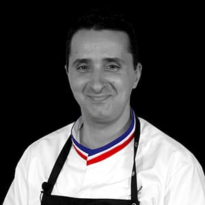 Recette Thierry Bamas (MOF)