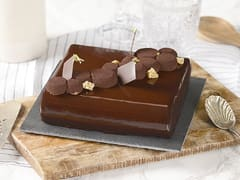 All-Chocolate Entremets