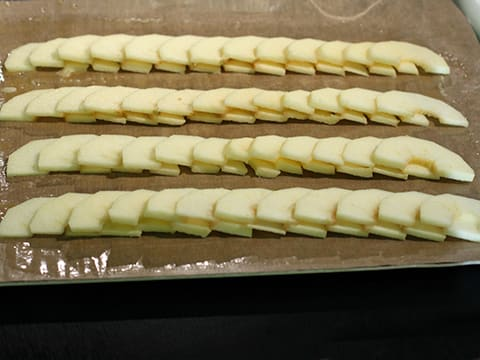 Puff Pastry Apple Roses - 9