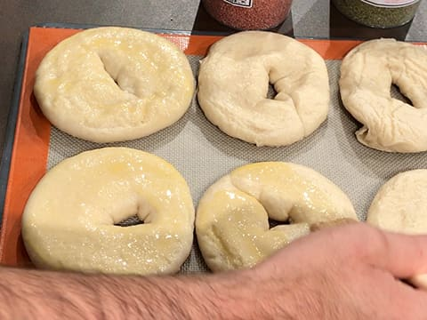 Homemade Bagels - 55