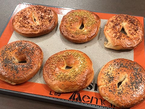 Homemade Bagels - 67