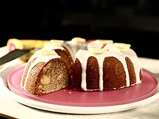 Banana Bread Bundt Cake