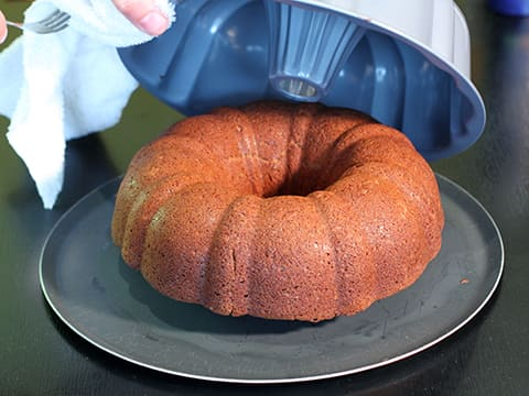 Banana Bread Bundt Cake - 22