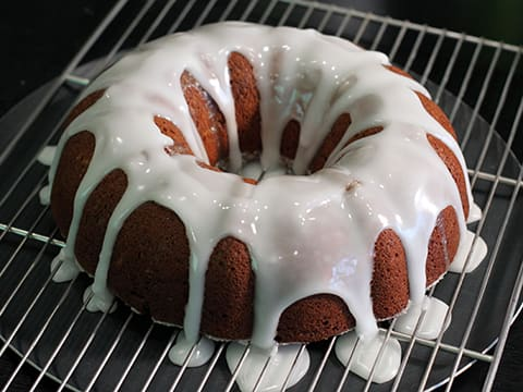Banana Bread Bundt Cake - 25