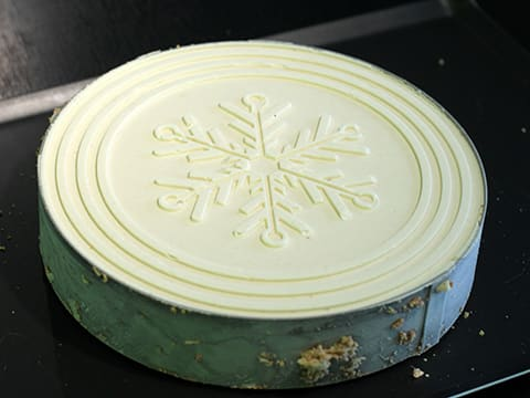 Banana & Pineapple Entremets - 81