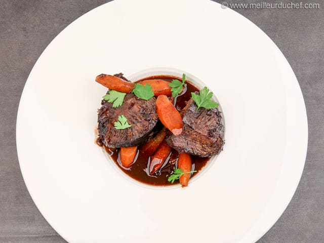 Beef Stew with Carrots