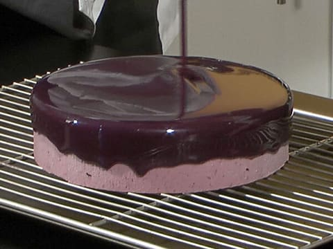 Blueberry Mousse Entremets - 103