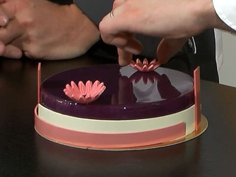 Blueberry Mousse Entremets - 121