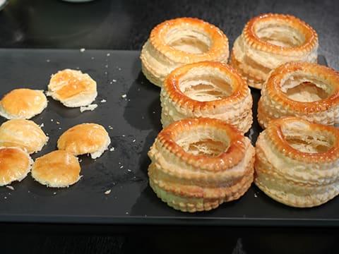 Bouchées à La Reine Vol Au Vent Recipe With Images