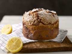 Candied Fruit Panettone