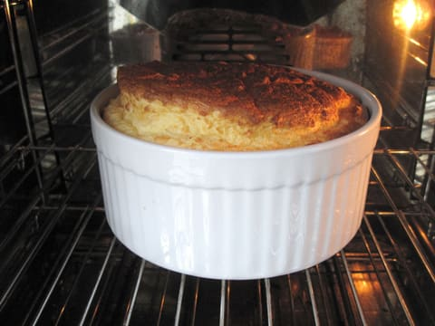 Cheese Soufflé - 23